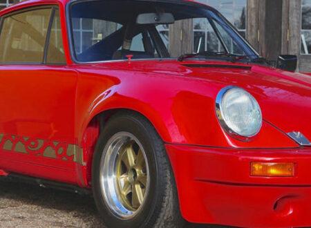 1974 Porsche Carrera 3.0 RS 31 450x330 - 1974 Porsche Carrera 3.0 RS