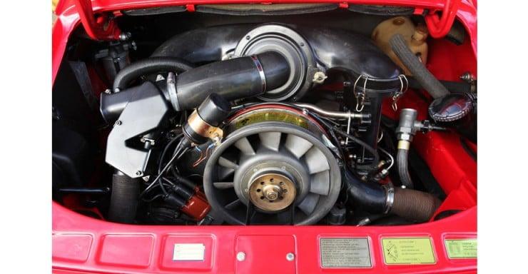 1974 Porsche Carrera 3.0 RS 6