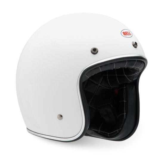2014 Bell Custom 500 Helmet white
