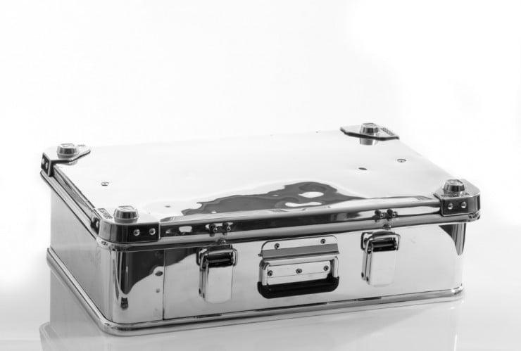 Aluminium Briefcase Hangar 54