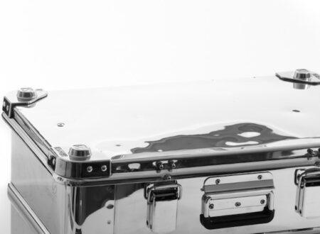 Aluminium Briefcase Hangar 541 450x330 - Aluminium Briefcase by Hangar 54