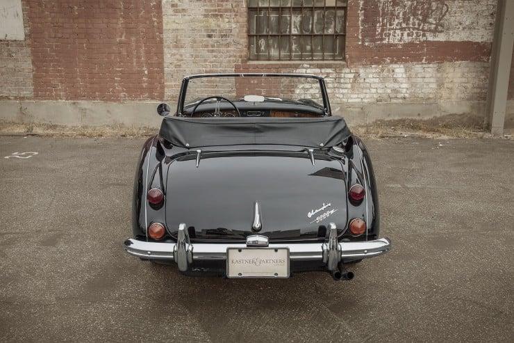 Austin-Healey 3000 2