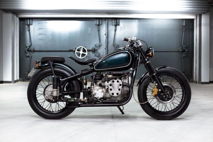 Bandit 9 Motorcycles 2