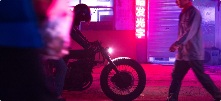 Bandit 9 Motorcycles 3