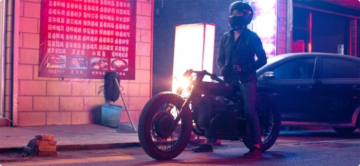 Bandit 9 Motorcycles 4