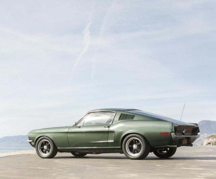 Bullitt Mustang McQueen 1 740x616 The Bullitt Mustang