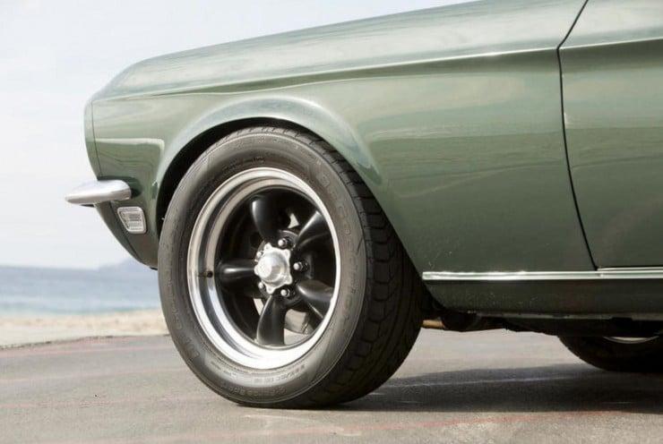 Bullitt Mustang McQueen 2 740x496 The Bullitt Mustang