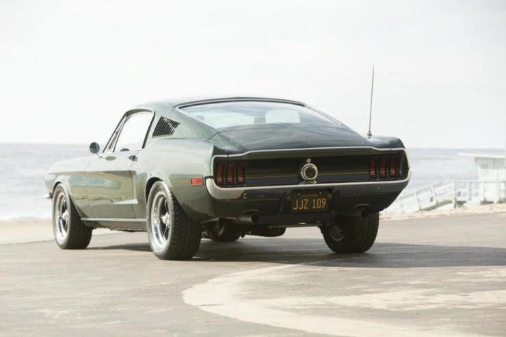 Bullitt Mustang McQueen 3 740x492 The Bullitt Mustang