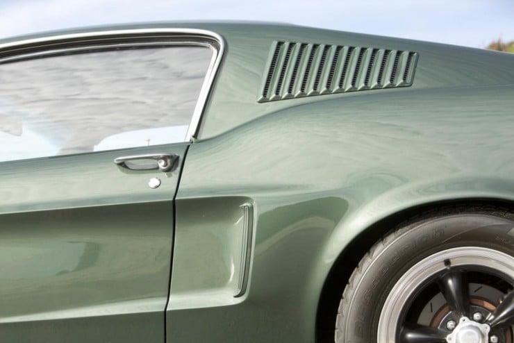 Bullitt Mustang McQueen 4 740x494 The Bullitt Mustang