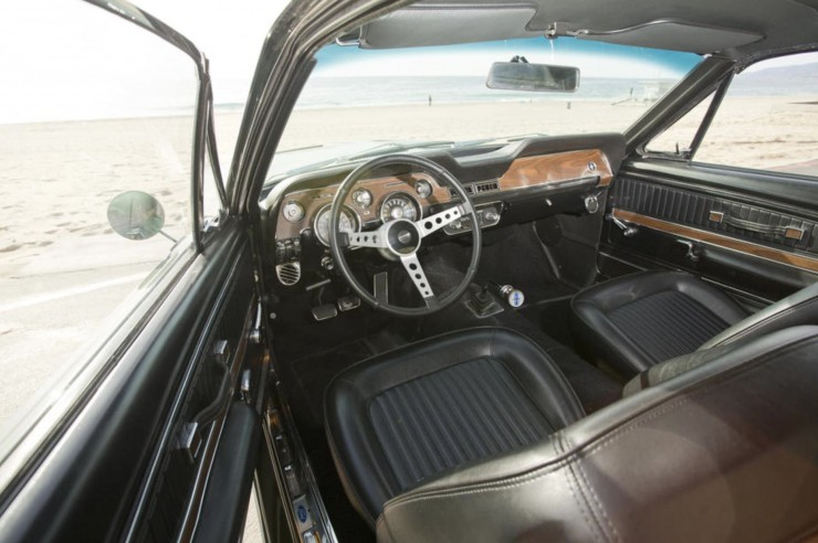 Bullitt Mustang McQueen 5 740x492 The Bullitt Mustang