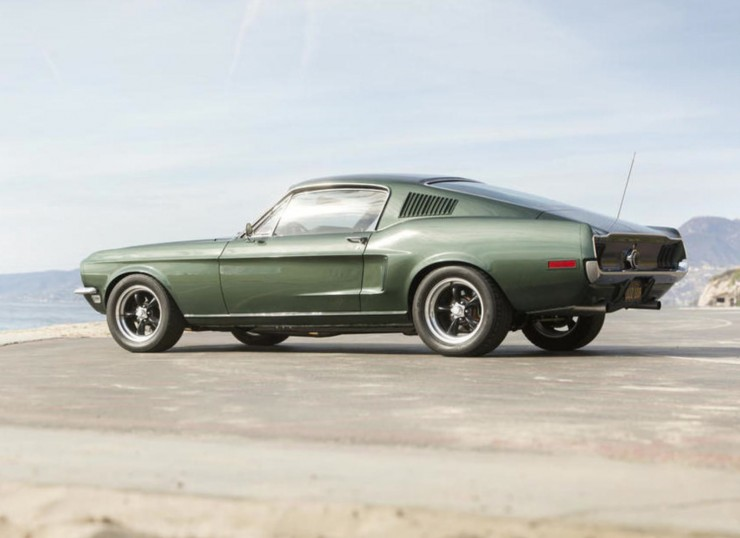 Bullitt Mustang McQueen 6