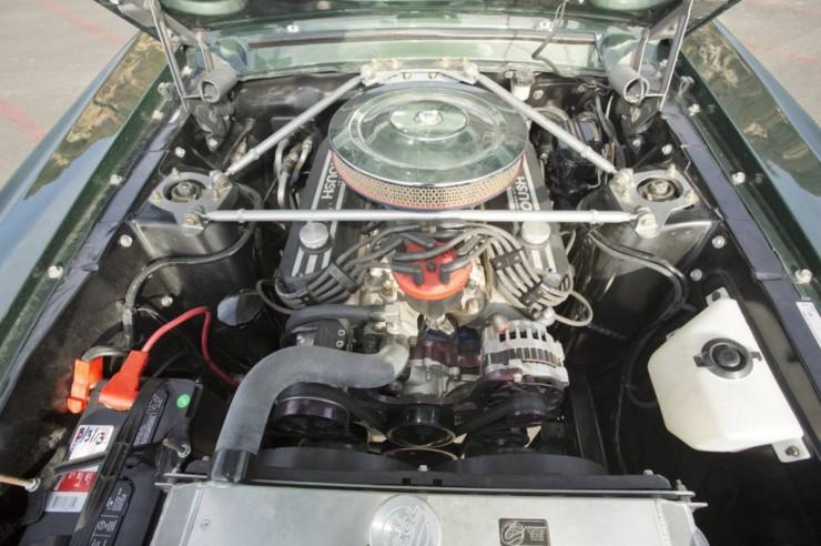 Bullitt Mustang McQueen 8 740x492 The Bullitt Mustang