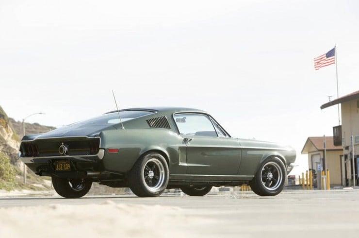 Bullitt Mustang McQueen 9