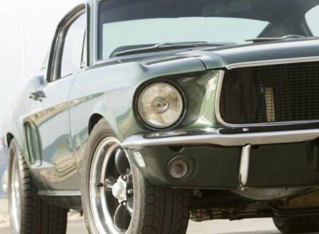 """Bullitt Mustang McQueen1 450x330 - The """"Bullitt"""" Mustang"""