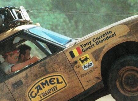 Camel Trophy 1991 - Tanzania Burundi