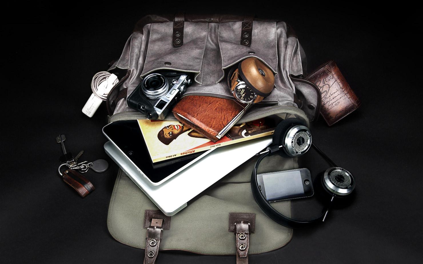 City Explorer Camera Bag by Wotancraft Atelier 6