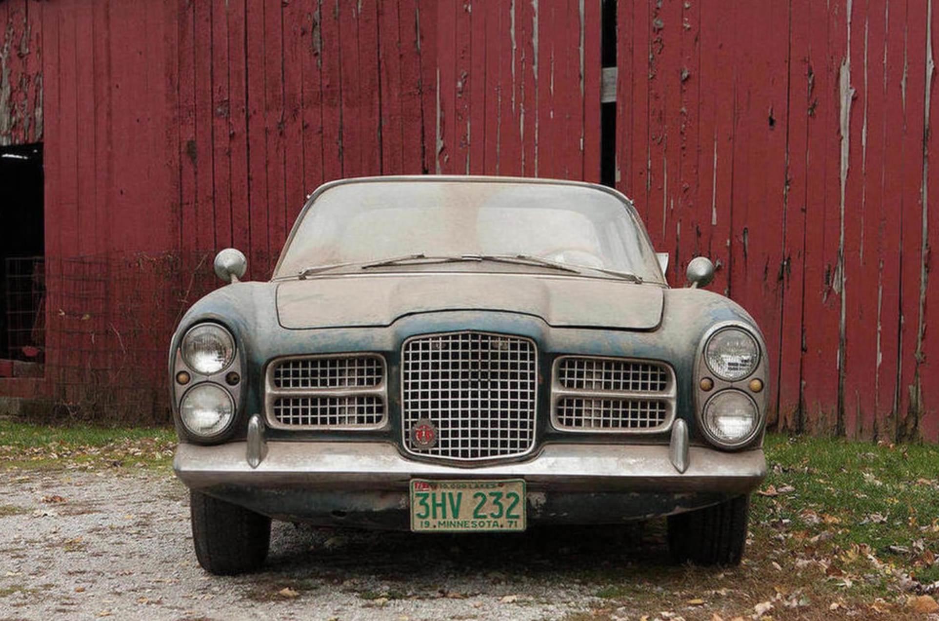 Facel Vega 8 - 1962 Facel Vega Facel II Coupé