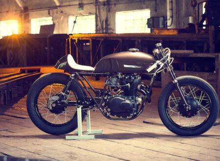 Honda CB250 21 450x330 - Honda CB250 by Exesor Motorcycles