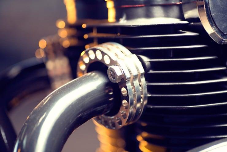 Honda CB250 6