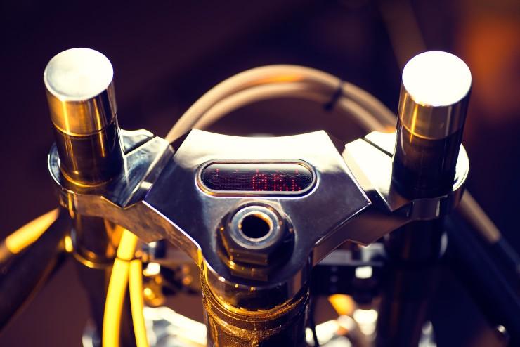 Honda CB250 7 740x494 Honda CB250 by Exesor Motorcycles