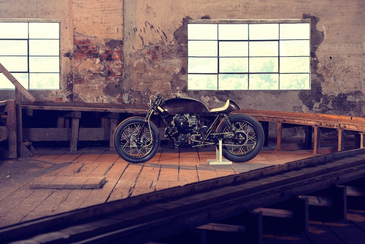Honda CB250 740x494 Honda CB250 by Exesor Motorcycles