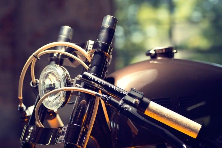 Honda CB250 8 740x494 Honda CB250 by Exesor Motorcycles