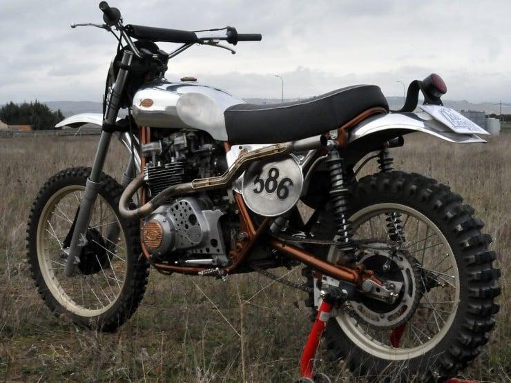 Kawasaki KZ750 by Valtoron 3