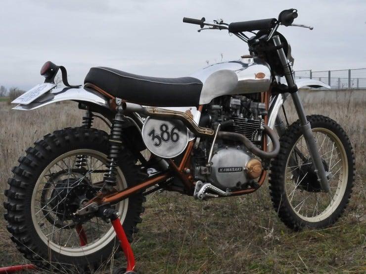 Kawasaki KZ750 by Valtoron 4