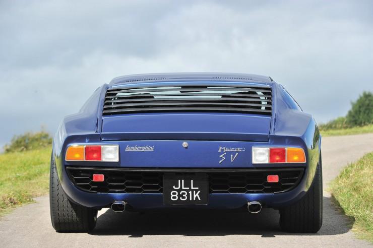 Lamborghini Miura 8