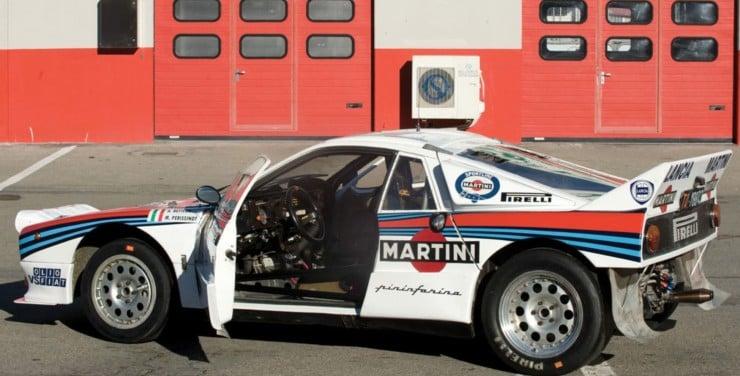 Lancia 037 Group B 7
