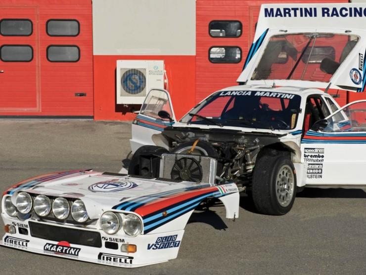 Lancia 037 Group B 9