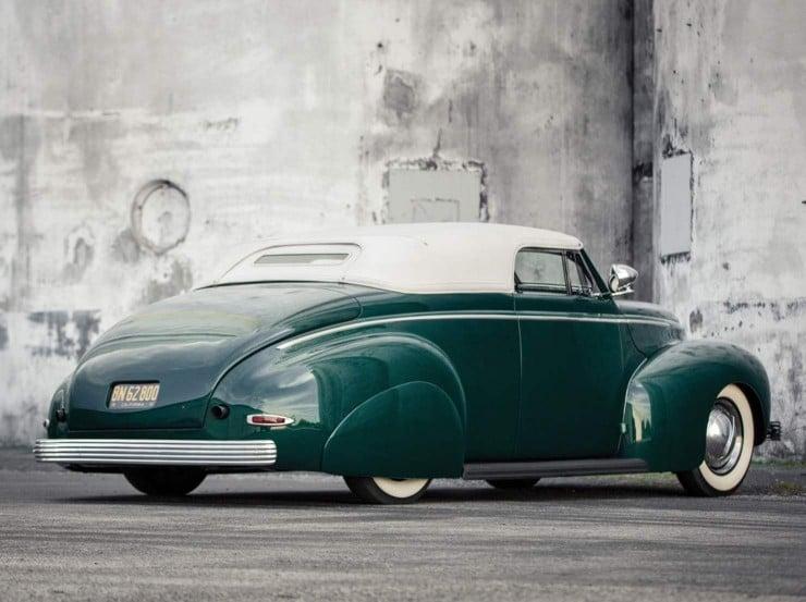 Mercury Custom Coupe 1 740x553 1940 Mercury Custom Coupe
