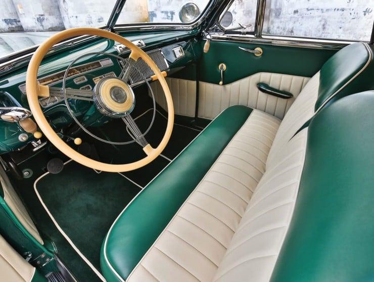Mercury Custom Coupe 3 740x558 1940 Mercury Custom Coupe