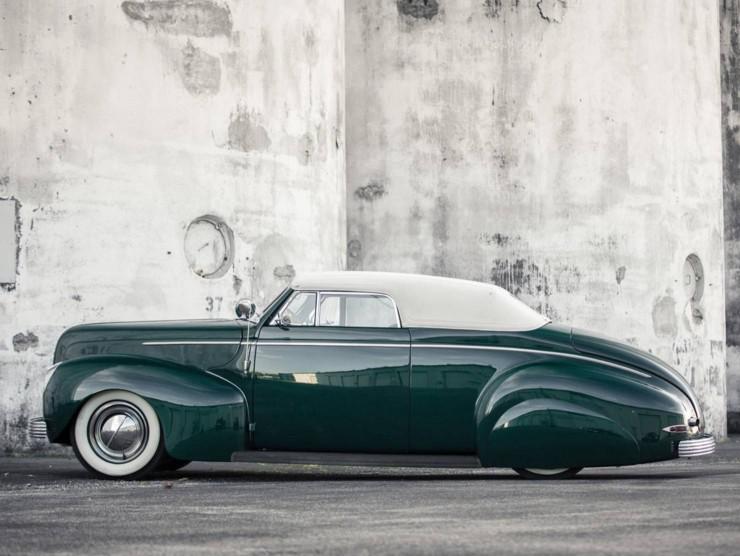 Mercury Custom Coupe 4
