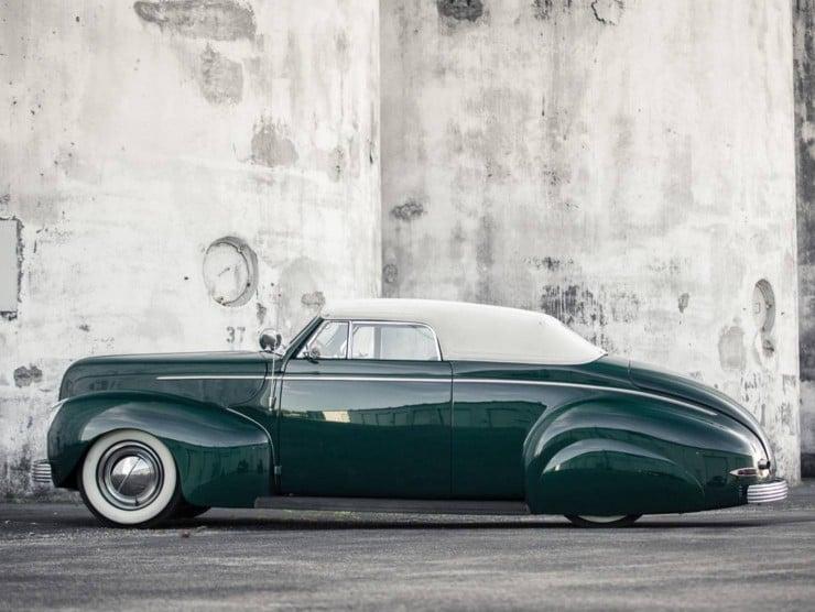 Mercury Custom Coupe 4 740x556 1940 Mercury Custom Coupe