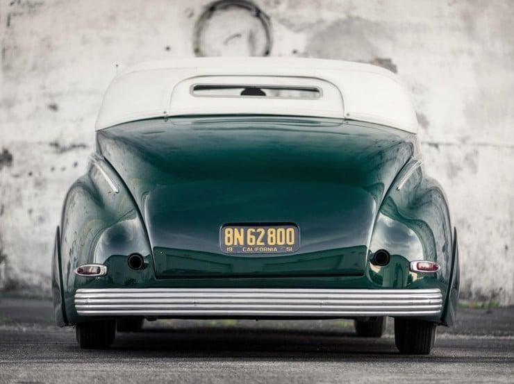 Mercury Custom Coupe 5 740x553 1940 Mercury Custom Coupe