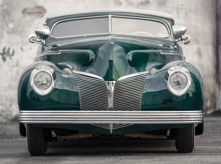 Mercury Custom Coupe 6 740x552 1940 Mercury Custom Coupe