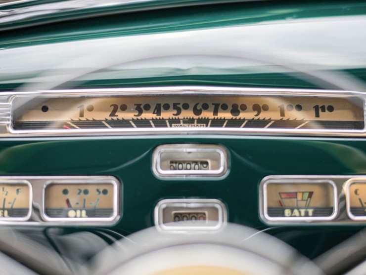 Mercury Custom Coupe 7 740x557 1940 Mercury Custom Coupe