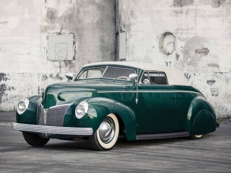 Mercury Custom Coupe 740x554 1940 Mercury Custom Coupe