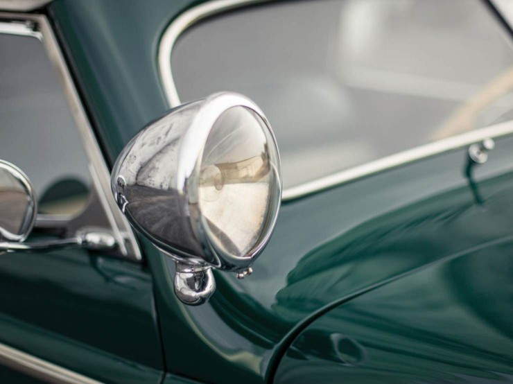 Mercury Custom Coupe 8