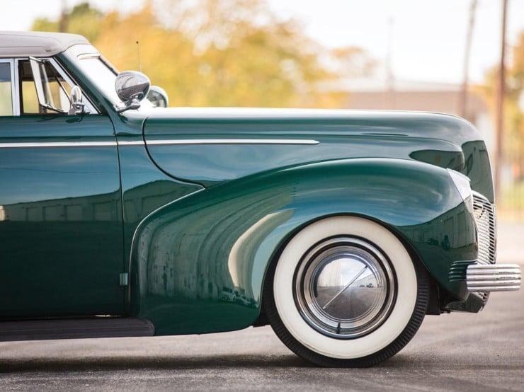 Mercury Custom Coupe 9 740x554 1940 Mercury Custom Coupe