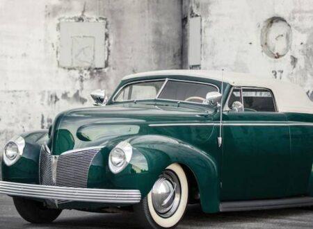 Mercury Custom Coupe