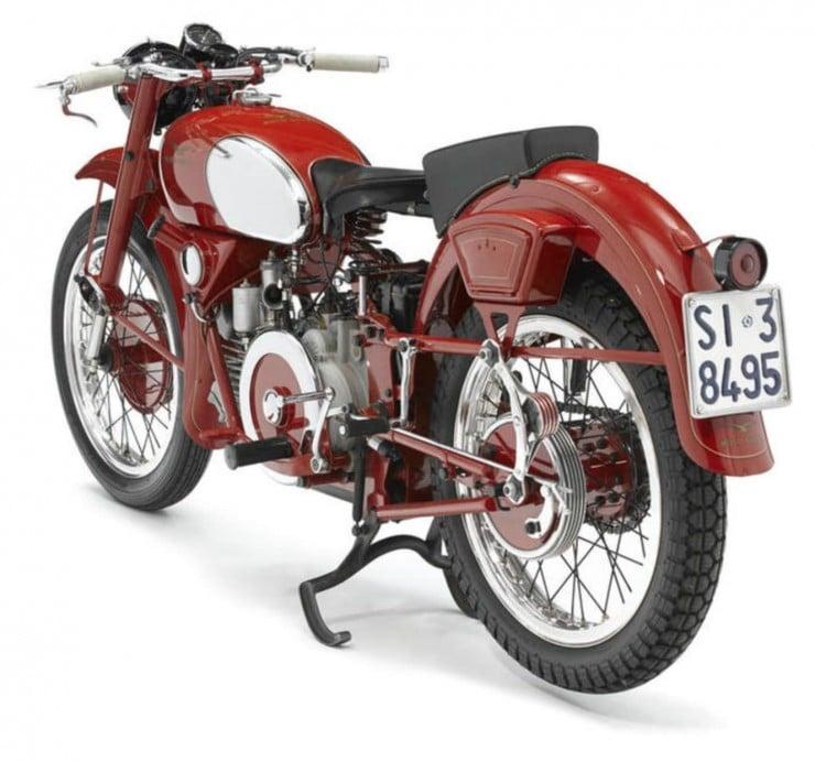 Moto Guzzi Falcone 1