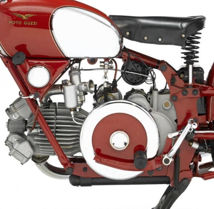 Moto Guzzi Falcone 3