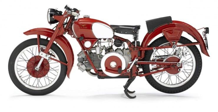 Moto Guzzi Falcone 5
