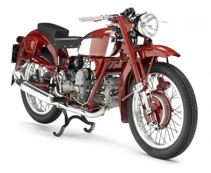 Moto Guzzi Falcone 6