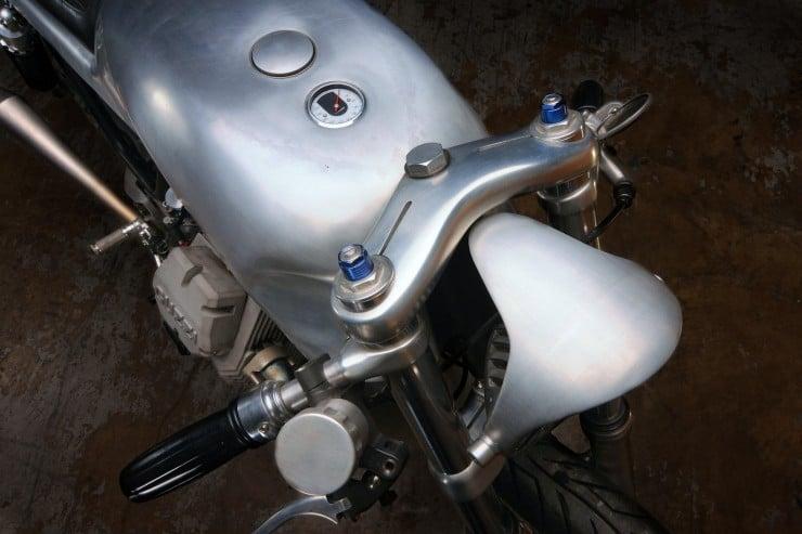 Moto Guzzi V7 740x493 Moto Guzzi V7 Classic by Revival Cycles