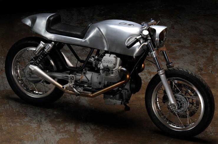 Moto Guzzi V7 Classic Custom 740x491 Moto Guzzi V7 Classic by Revival Cycles