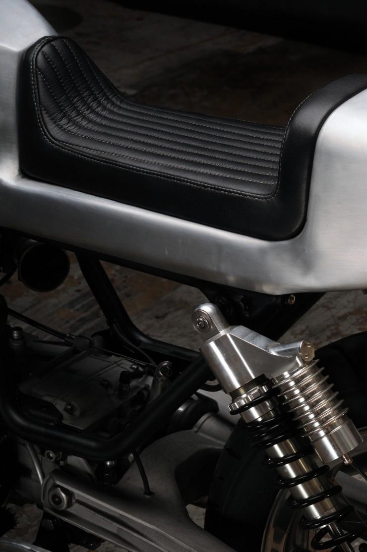 Moto Guzzi V7 Classic Seat