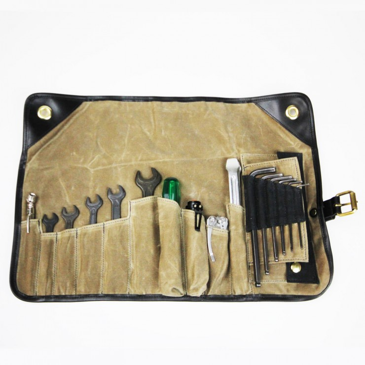 Motorcycle Tool Roll 1